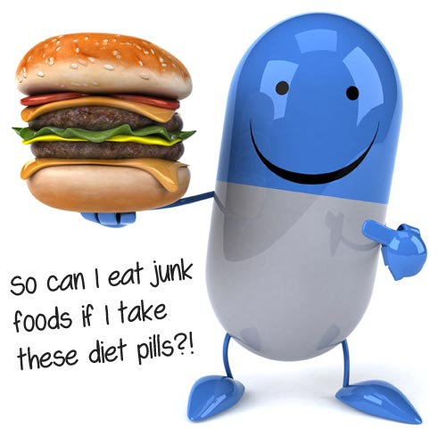 Can I eat Junk food