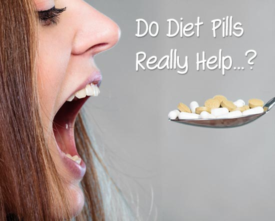 Do Diet pills work?