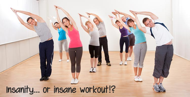 insanity or insane workout