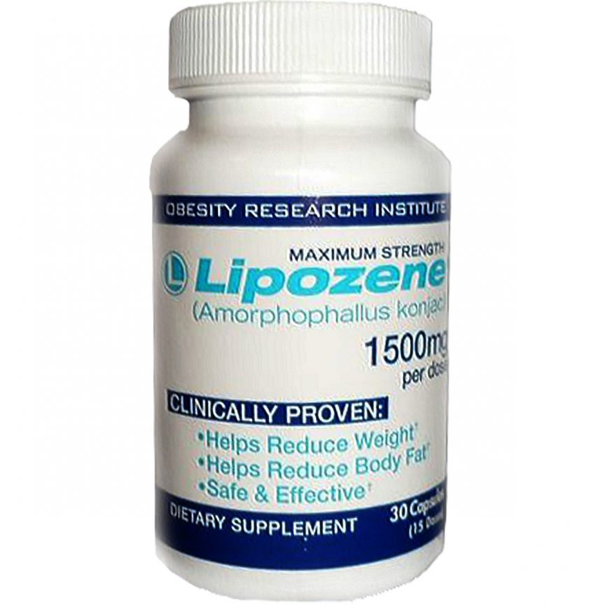 All About Lipozene: A Detailed Review - Bonny Was Fat. Not Anymore.