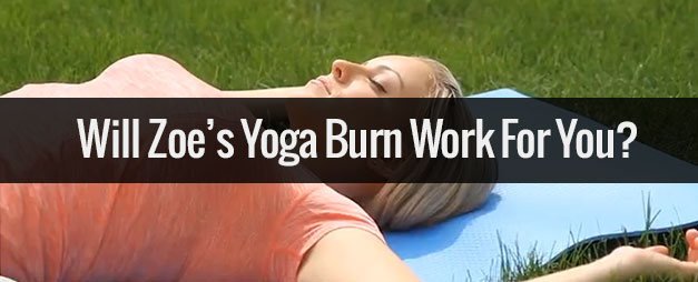 yoga burn dvd program